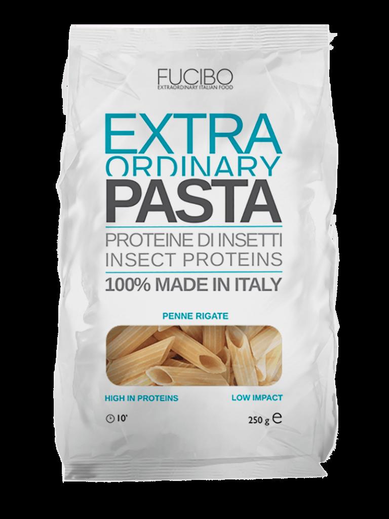 Fucibo insect based Pasta
